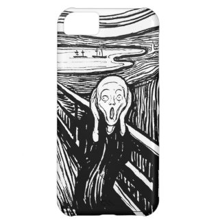 The Scream by Edvard Munch iPhone 5C Covers