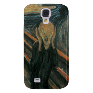The Scream by Edvard Munch Galaxy S4 Cover