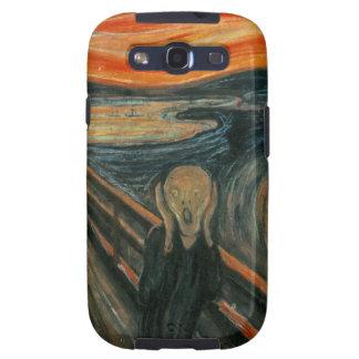 The Scream by Edvard Munch Samsung Galaxy SIII Case