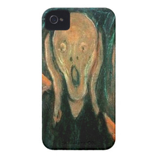 The Scream by Edvard Munch iPhone4 Case