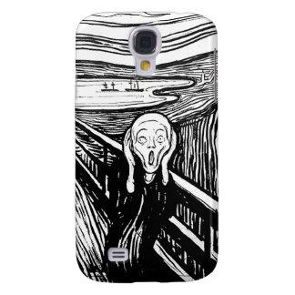 The Scream by Edvard Munch Samsung Galaxy S4 Cases