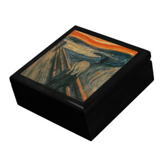 The Scream by Edvard Munch Gift Box