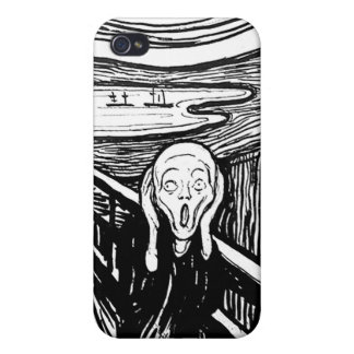 The Scream by Edvard Munch iPhone 4/4S Cases