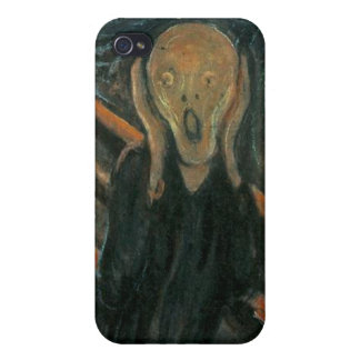 The Scream by Edvard Munch iPhone 4 Cover