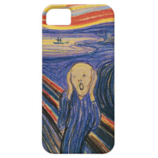 The Scream by Edvard Munch iPhone 5 Cover