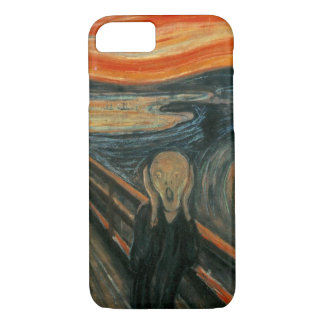 The Scream by Edvard Munch iPhone 7 Case