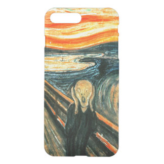 The Scream by Edvard Munch iPhone 7 Plus Case