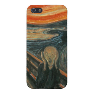 The Scream by Edvard Munch Cover For iPhone 5