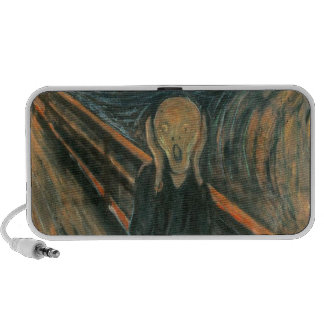 The Scream by Edvard Munch Mp3 Speakers