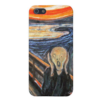 The Scream by Munch: Fine Art i Covers For iPhone 5