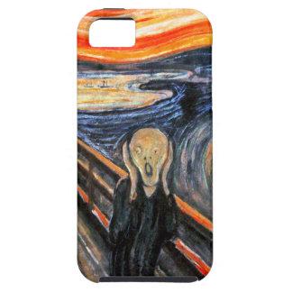 The Scream by Munch: Fine Art iPhone 5 Case ~