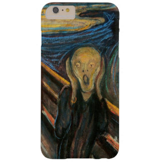 The Scream - Edvard Munch Barely There iPhone 6 Plus Case