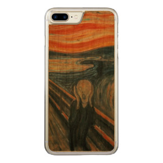 The Scream - Edvard Munch Carved iPhone 7 Plus Case