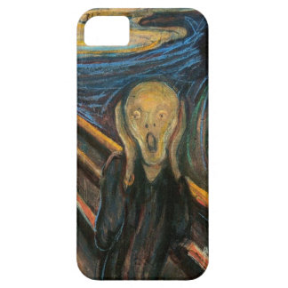 The Scream - Edvard Munch iPhone 5 Cover