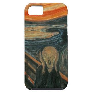 The Scream - Edvard Munch iPhone 5 Cover