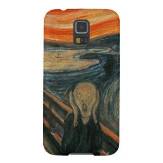 The Scream - Edvard Munch Galaxy Nexus Cover