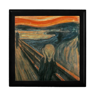 The Scream - Edvard Munch Gift Box