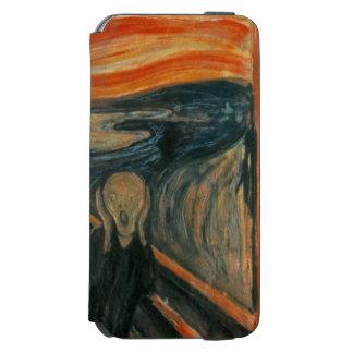The Scream - Edvard Munch Incipio Watson™ iPhone 6 Wallet Case
