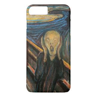 The Scream - Edvard Munch iPhone 7 Plus Case