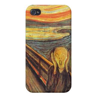 The Scream - Edvard Munch Case For iPhone 4