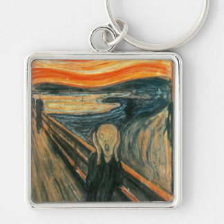The Scream Edward Munch Screaming Key Ring