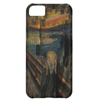 The Scream Grunge Paint iPhone 5  Case-Mate Case iPhone 5C Case