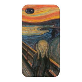The Scream iPhone 4/4S Cases