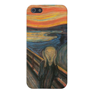 The Scream iPhone 5/5S Covers