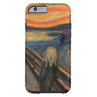 The Scream iPhone 6 case Tough iPhone 6 Case