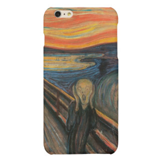 The Scream iPhone 6 Plus Case