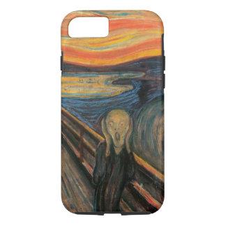The Scream iPhone 7 case