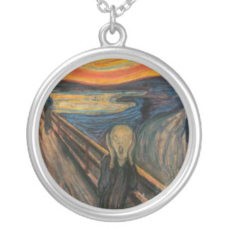 The Scream Necklace