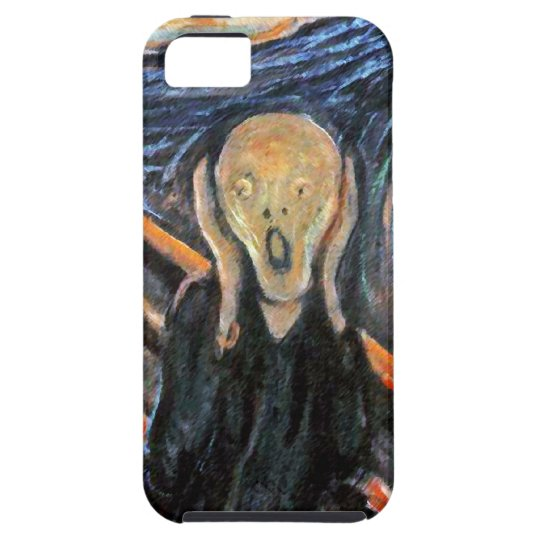 The Scream - Painting by Munch - SCREAMING