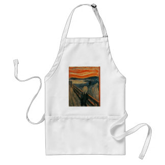 The Scream Standard Apron