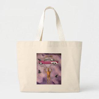 The Scream Jumbo Tote Bag