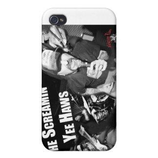 The Screaming Yee Haws iPhone 4 Cover