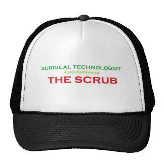 The Scrub 3 Trucker Hat