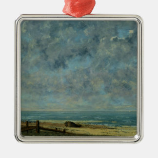 The Sea, c.1872 Christmas Ornament