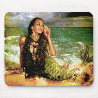 The Sea Is Calling Mouse Pads