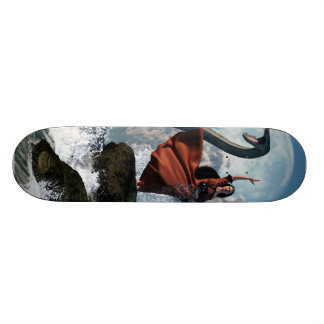 The Sea Witch Skate Boards