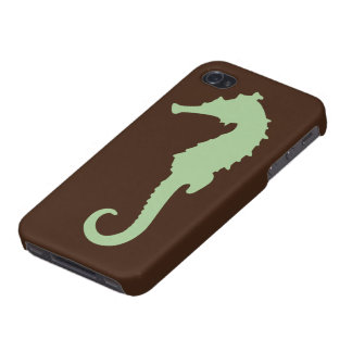 The Seahorse - iPhone 4 iPhone 4 Cases