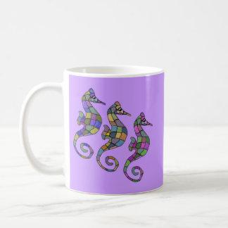 The Seahorse Rainbow Mug