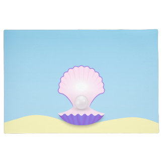 The Seashell Doormat