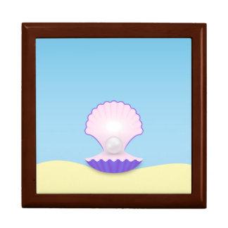 The Seashell Gift Box