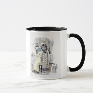 The Season, fashion plate for 'The Queen', Septemb Mug
