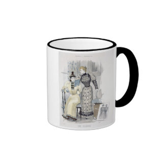 The Season, fashion plate for 'The Queen', Septemb Mugs
