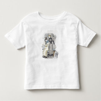 The Season, fashion plate for 'The Queen', Septemb Toddler T-Shirt