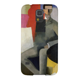 The Seated Man, or The Architect Cases For Galaxy S5