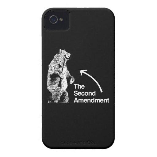 THE SECOND AMENDMENT.png Blackberry Bold Case