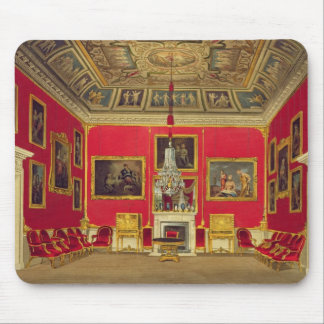 The Second Drawing Room, Buckingham House, from 'T Mouse Pad